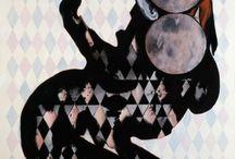 Charline von Heyl / Abstract painter born in Germany