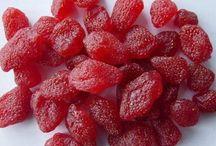 Kandírozott gyümölcs