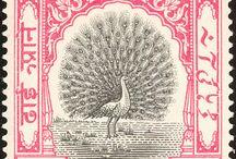 India - Jaipur Stamps