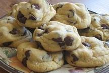 fav choc chip cookies