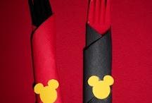 Mickey & minnie stuff