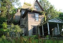 Mansiones y casas abandonadas