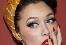 Pin Up & Rockabilly Hair & Make Up