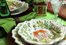 Jolie vaisselle et arts de la table