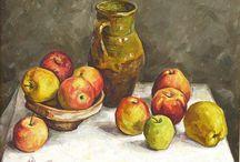 Oil paintings - Mihai Cotovanu