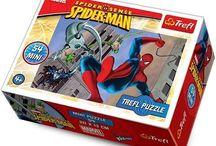 Gry dla dzieci - puzzle / Podaruj swojemu dziecku wspaniały prezent w postaci rozwijających umysł puzzli