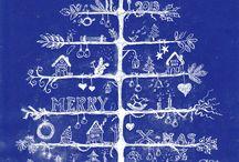Kerst / Tekenen/Knutsels Kerst