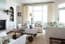 Home Inspiration #1 / Beautiful rooms and decor that inspire / by C Marquez