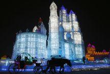 Ice Sculptures & Festivals / Ice sculptures