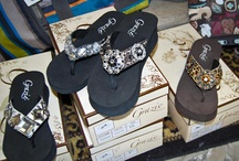 Grazie Sandals / by Houston Street Outfitters