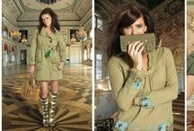 ZOE SPECIALS / Ladies apparel brand.