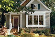 Cottages  / Simple yet nostalgic.