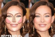 Makeup / Contours