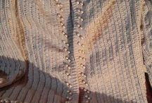 crochet / suéter tejido en crochet para mujer.