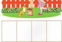 Montessori - barvy