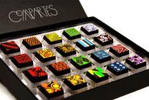 opakowania - czekoladki