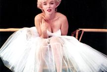 Miss Marilyn <3 / by Kylie Miller