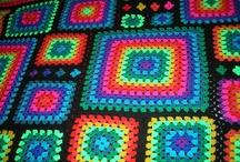 crochet interior / gehaakte accessoires voor in huis