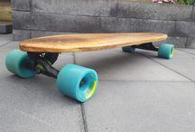 custom made longboard's by devie