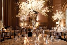 wedding centerpieces / Browse ideas for all of your wedding flowers together with bouquets, reception centerpieces, and boutonnieres.