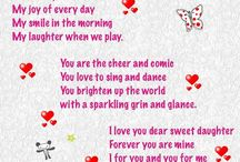 Happy Birthday Poems / Need Happy Birthday Poems for your husband, wife, brother or sister? Find funny, short happy birthday poems for your friend, mom or daughter right here. - http://www.myhappybirthdaywishes.com/happy-birthday-poems/