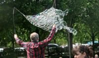 Giant Bubbles / by Amelia Gregory