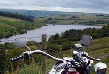 Motorcycle Touring