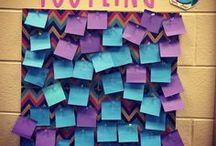 Classroom management / Positive words