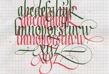 calligraphy / by Mayank Chavda