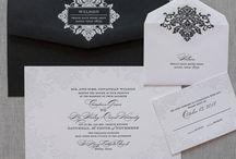 """Wedding Invitations - """"Stratford"""""""