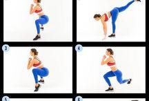 Butt exercises