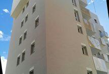 Palazzine via Tirone / Progetto strutturale completo di palazzine residenziali di nuova costruzione