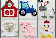 figuras crochet