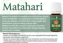 Young Living Matahari Essential Oils