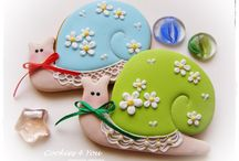 Biscuits / Decorated biscuits - an edible display of brilliance