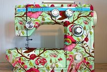 Sewing machines!