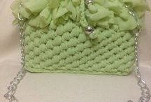 Crochet Handmade Handbags / Crochet handmade bags
