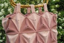 Baggage / Mostly crochet bags and some others for inspiration. / by Anita Thomas