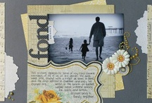 Scrapbook Pages / by Jo-Ann MacDonald