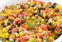 Soups, Salads & Salsas