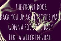 country songs. ♥