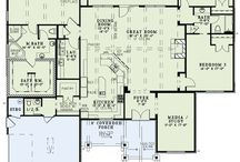 house plans / by Heather Lang