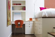 Studio Living Ideas for X / Ideas for Xaundelle's new digs ;)