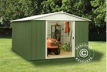 Garden sheds Storage buildings