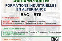 Enseignement et formation en Seine-et-Marne 77