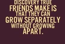Friendship / by Bobbi Jo