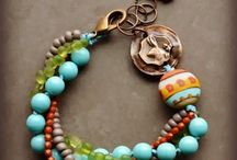 Bracelets & Necklaces / by Luz Castillo