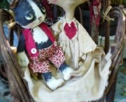 dolls / by Vicky Brookens Claypoole