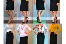 Dress for Success {Women} / Advice and suggestions on how to not only dress for the job you have but for the job you want. / by Charleston Southern Online