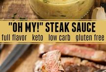 Keto Sauces and Dressings